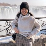 Winter visit at Niagara falls is a wonderful experience